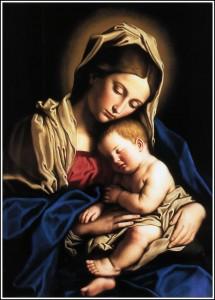 mary baby jesus1
