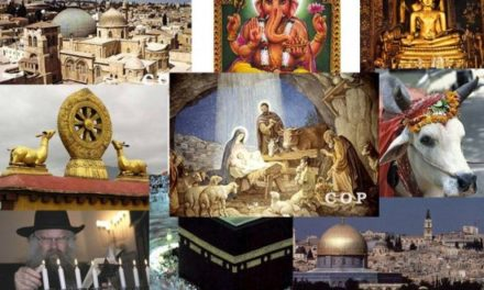 Cum intelegem religia ca fenomen global?