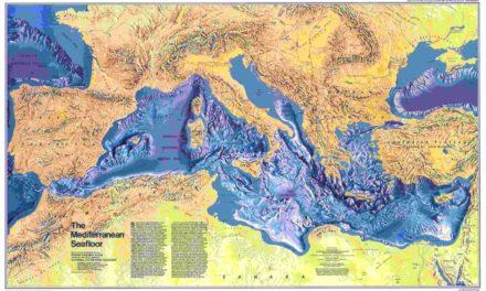 Europa prinde forma – Alpii si Mediterana