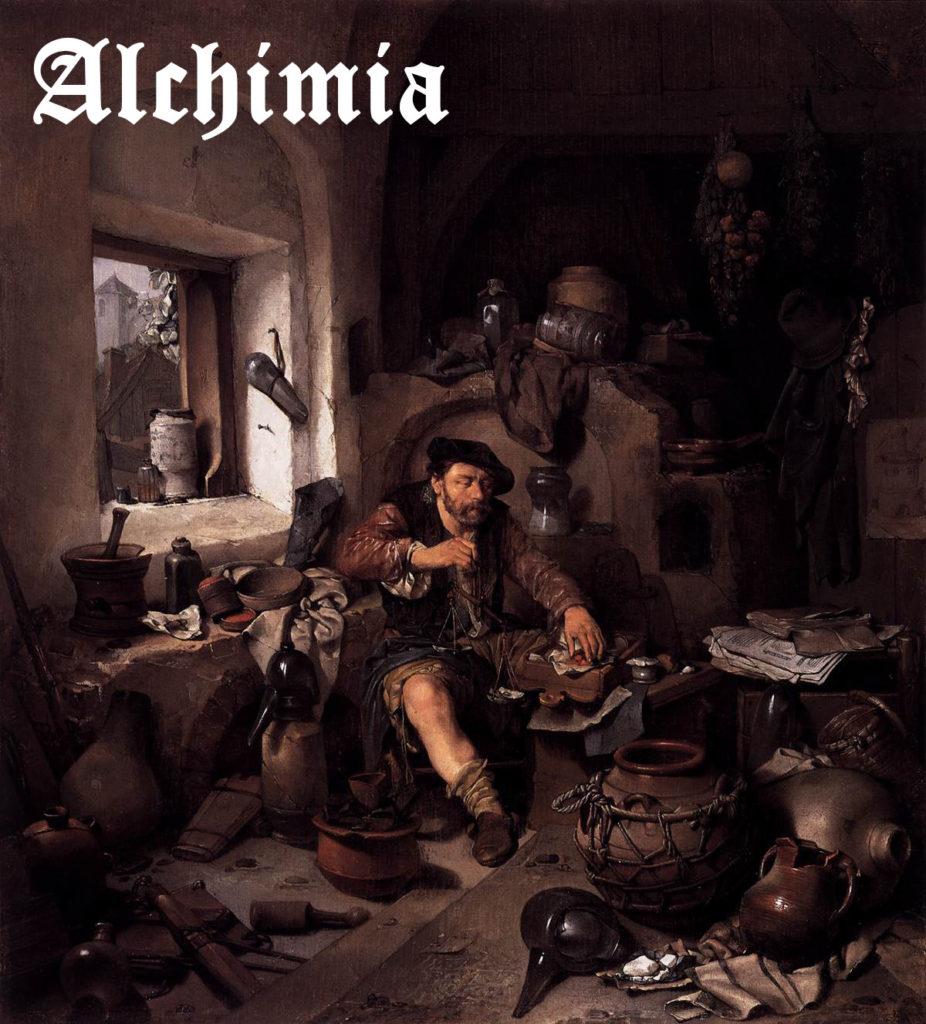 Alchimia – transmutatia sufletului in simbol