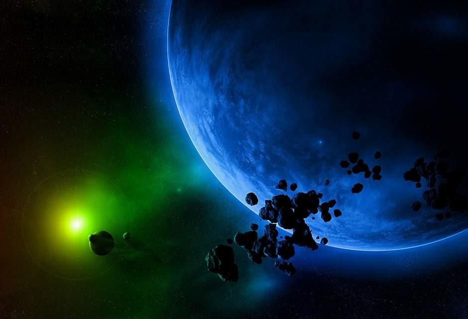 Cea mai mare ploaie de meteoriti in Rusia