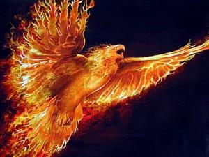 """Un """"Phoenix"""" adevarat in carne si oase a trait cu dinozaurii"""
