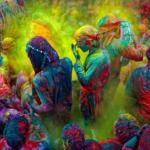 Festivalul indian al culorilor Holi