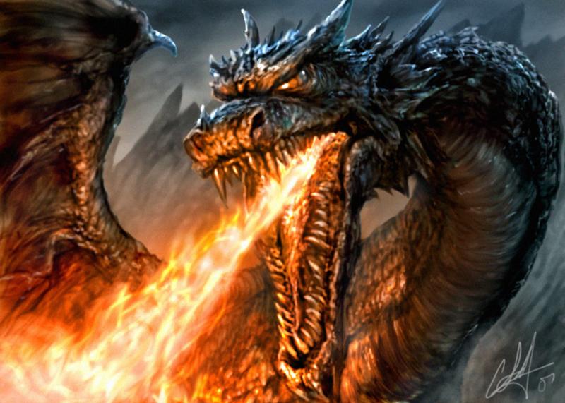 Dragonul sau balaurul