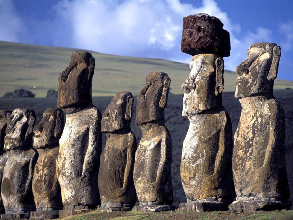 Civilizatia misterioasa din Insula Pastelui