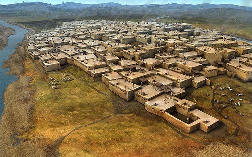 Civilizatia misterioasa din Catal Huyuk