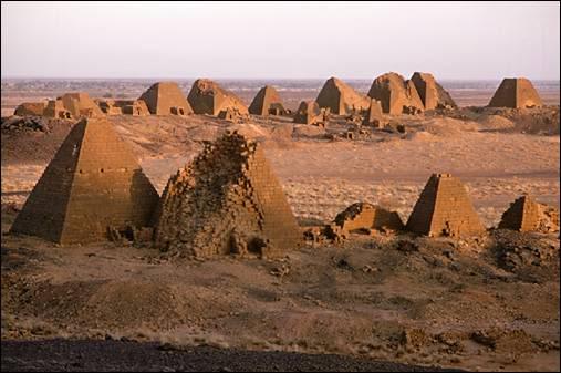 Civilizatia misterioasa din desertul Sahara