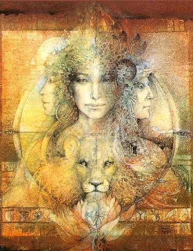 Zeite ale iubirii in mitologie