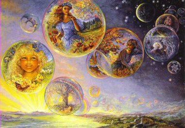Cosmogonia – crearea lumii