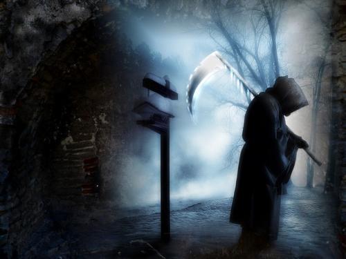 Cum vedeau anticii Moartea?