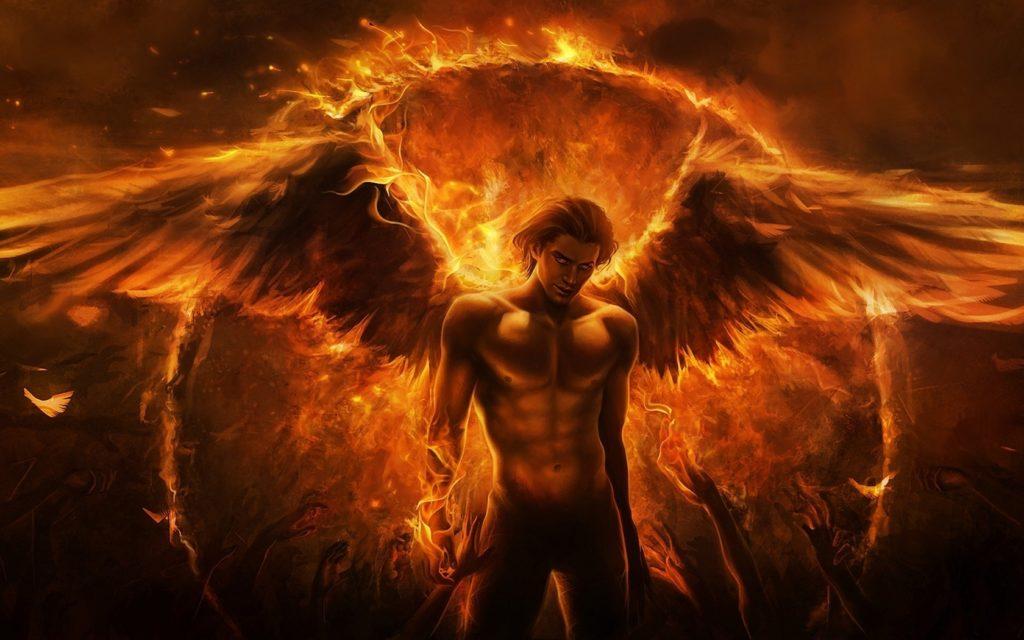ingeri fiinte celeste