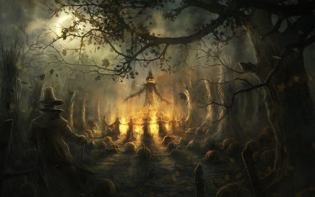 Istoria povestilor cu fantome
