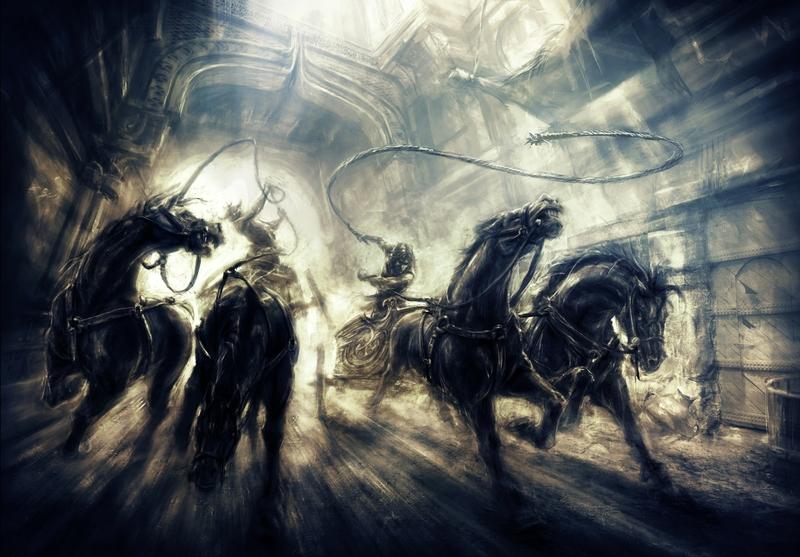 Calul in povestile lumii