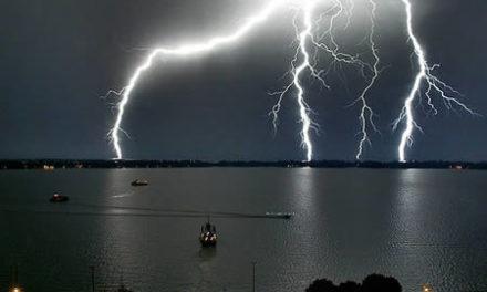 Fulgerul – viata sau moarte