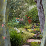 Randi Herman garden. Berkeley, CA. Design: Keeyla Meadows.