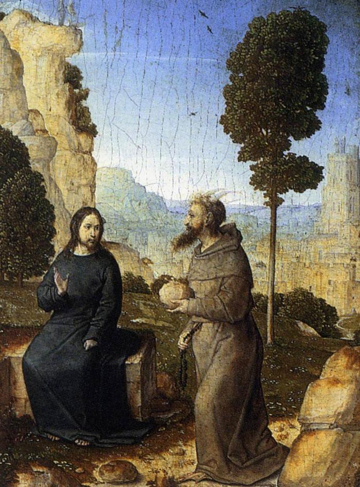 ispitirea lui Iisus