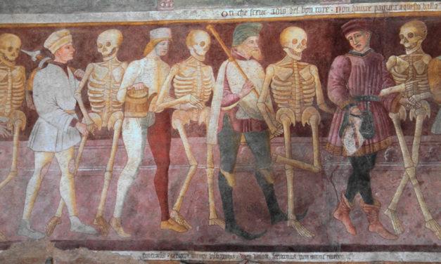 Dansul mortilor si Dansul sabatului