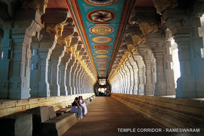 Templul Rameswaram