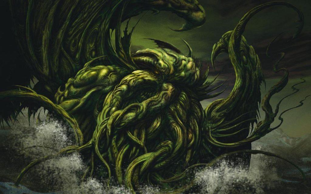 Monstrul din adancuri
