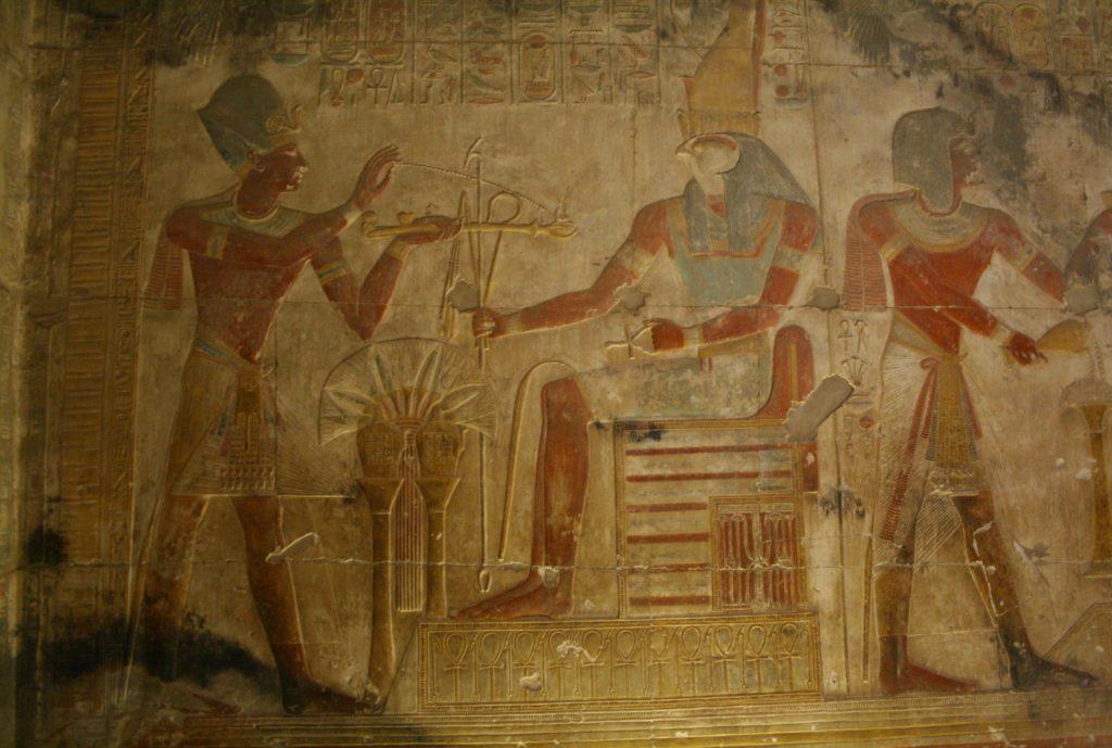 templu Abydos