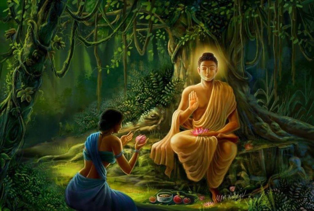 Buddha Iluminarea