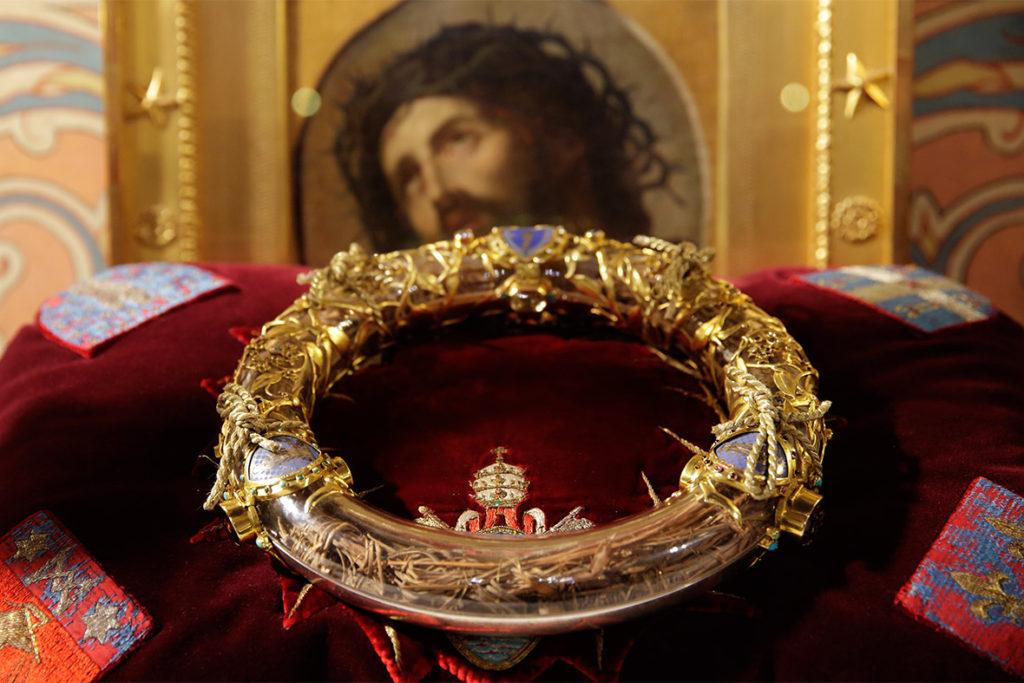 Coroana de spini a lui Iisus Hristos