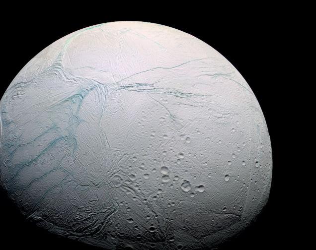 planeta-ocean Cassini