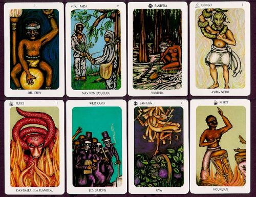 voodoo cards