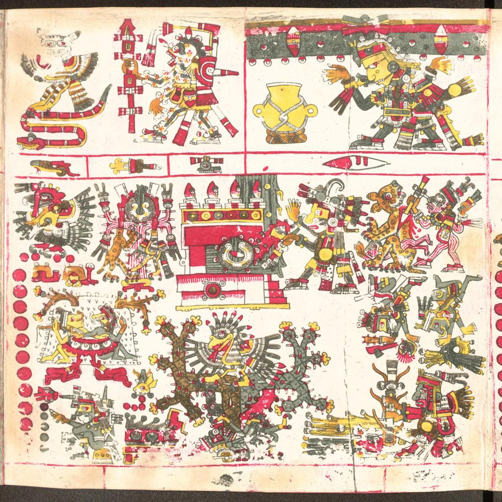 Crearea lumii la azteci