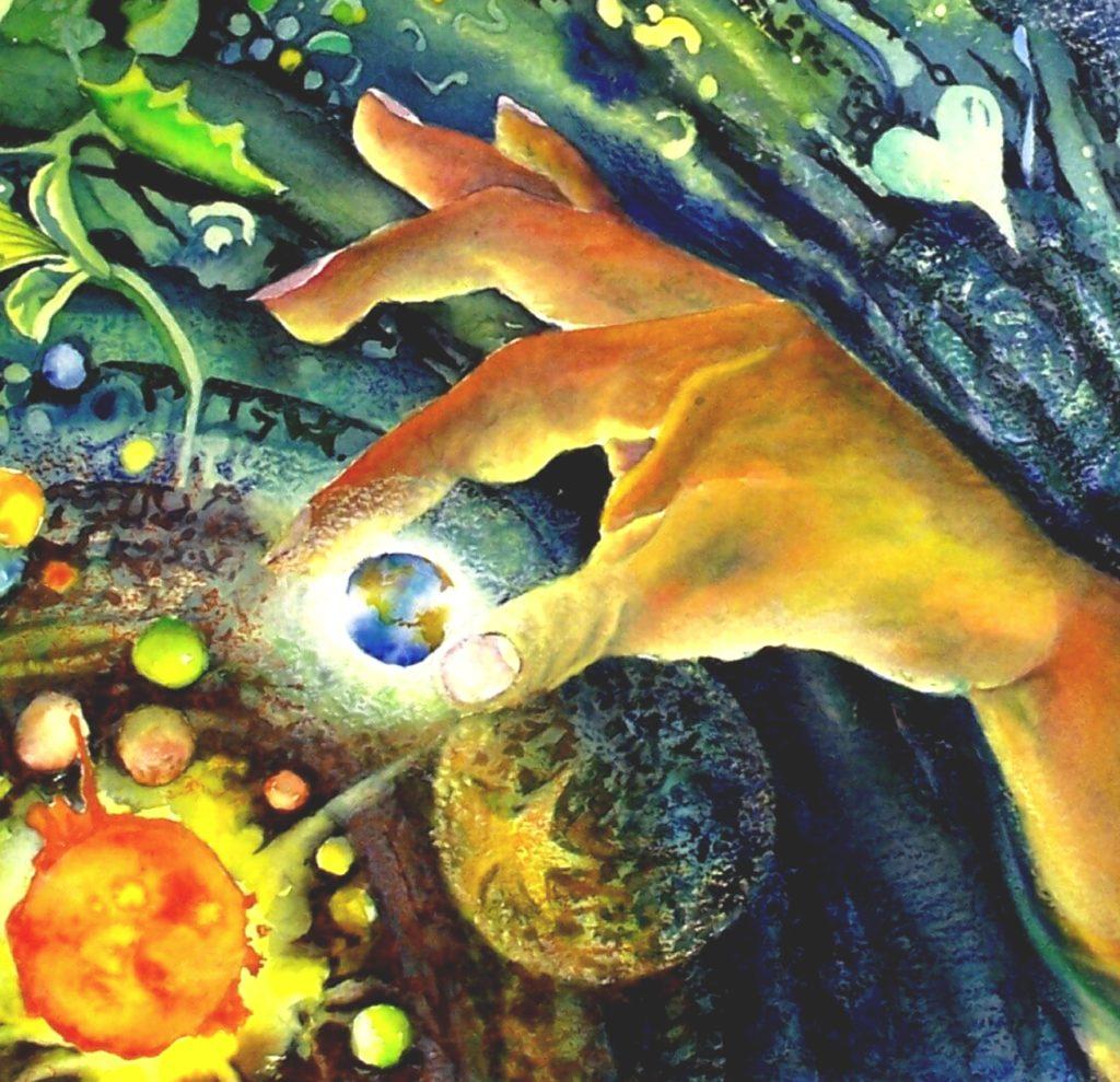 mitul creatiei