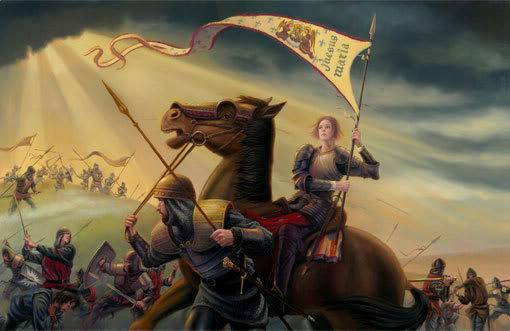 Ioana D'Arc - Fecioara din Orleans