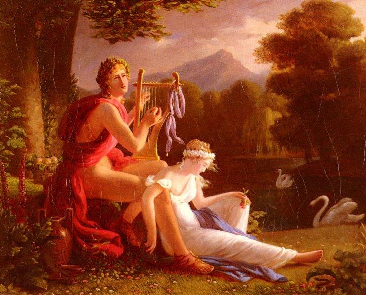 Orfeu - eroul cantaret