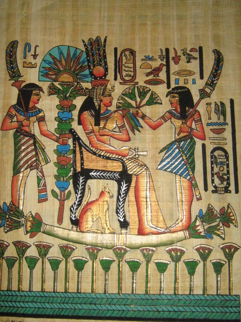 Cleopatra, regina Egiptului