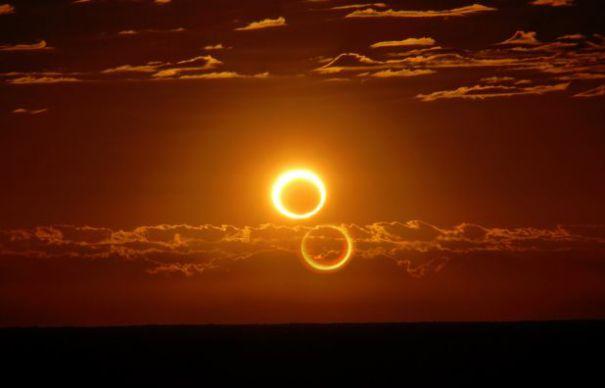 Eclipsa de Soare - ritualuri si superstitii