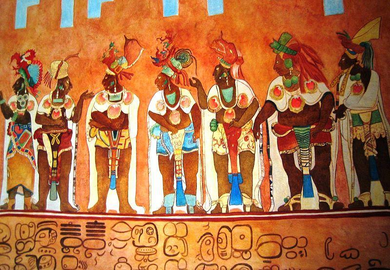 Religia mayasilor si mitologia mayasa