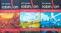 Kim Stanley Robinson – Trilogia Marte