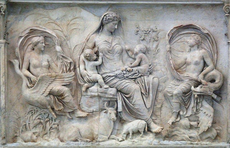 religia romanilor