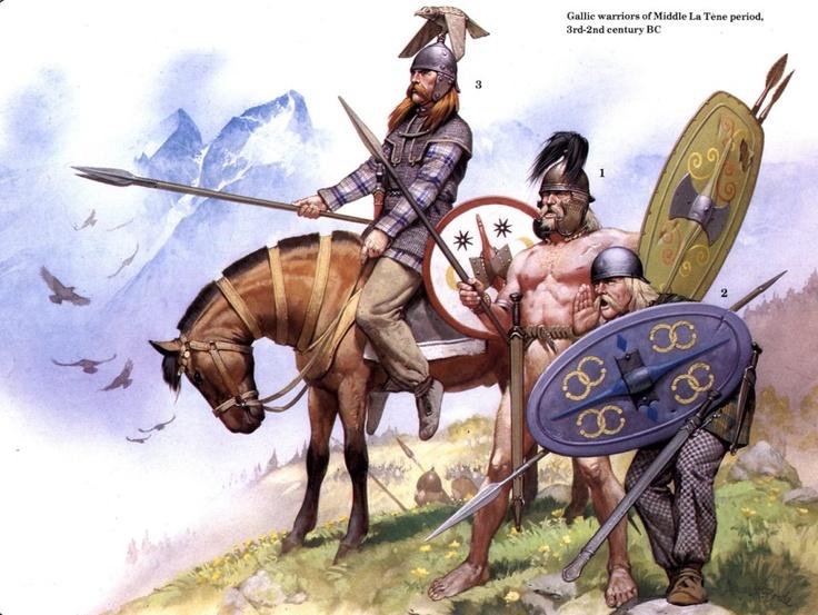 eroi celtici