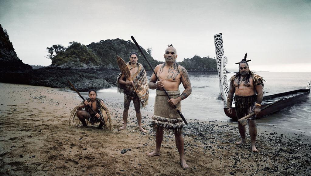 mitologia maori