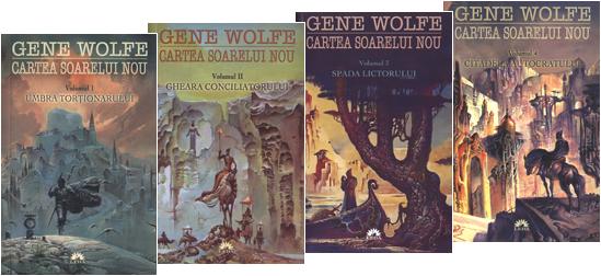 """Gene Wolfe - """"Cartea Soarelui Nou"""""""