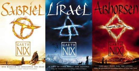Garth Nix – Trilogia Vechiul Regat