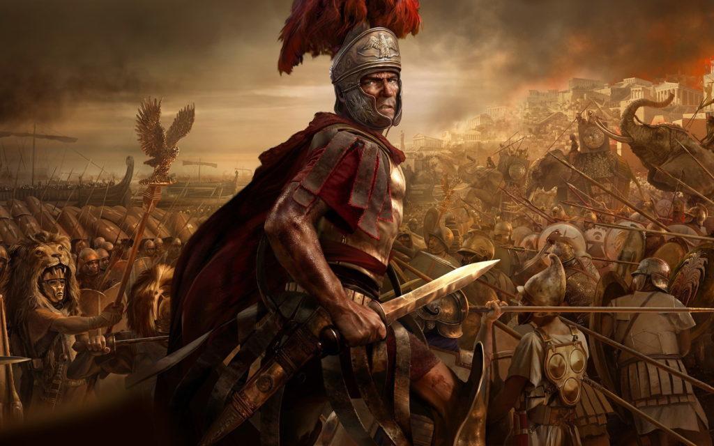 Roma - origini si inceputuri