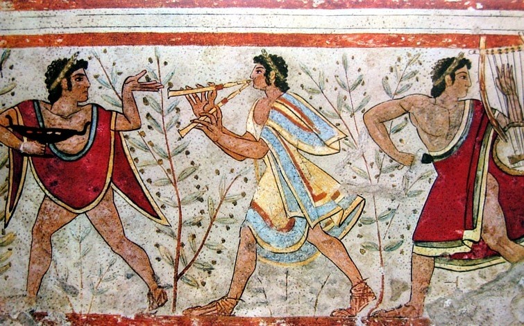 zei etrusci