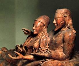 Etruscii – istoria unui popor necunoscut