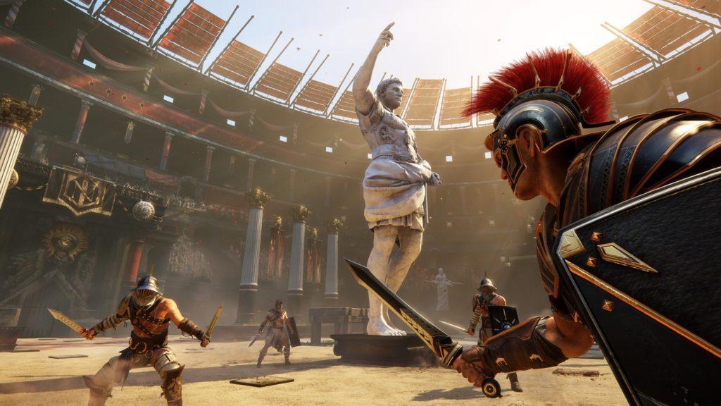 gladiatori romani