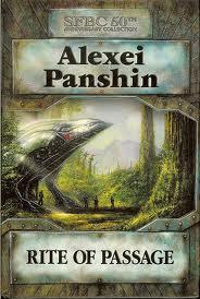 """Alexei Panshin - """"Ritual de trecere"""""""