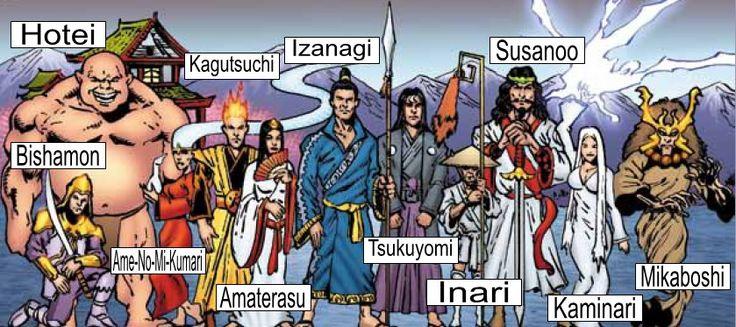 zeii japonezi