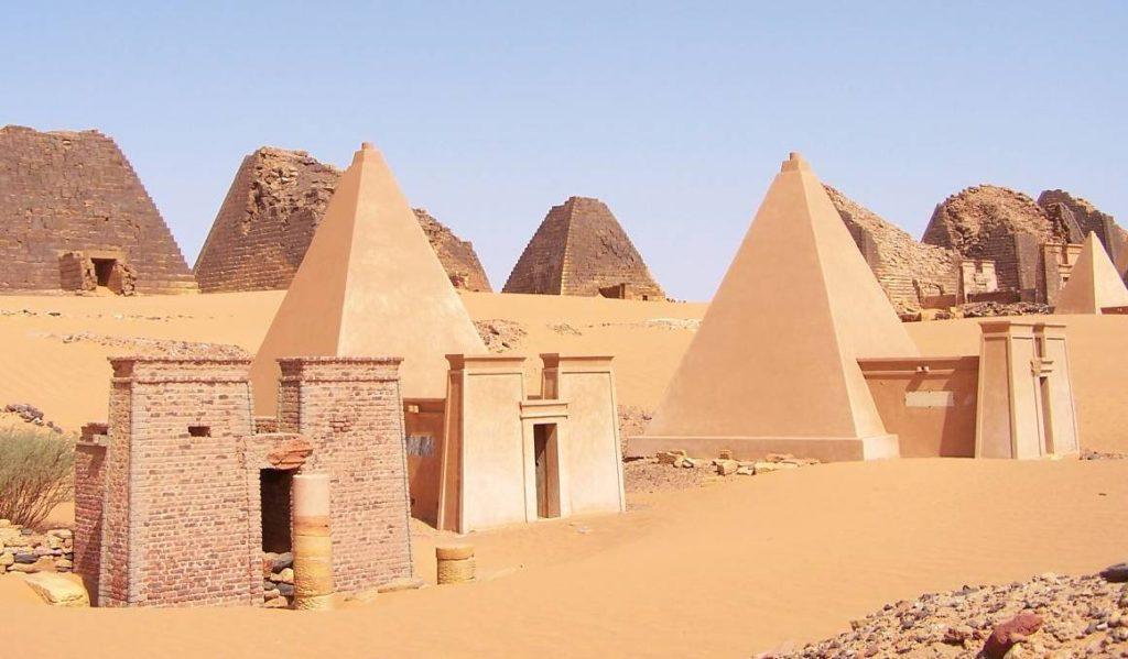 Faraonii negri ai Nubiei