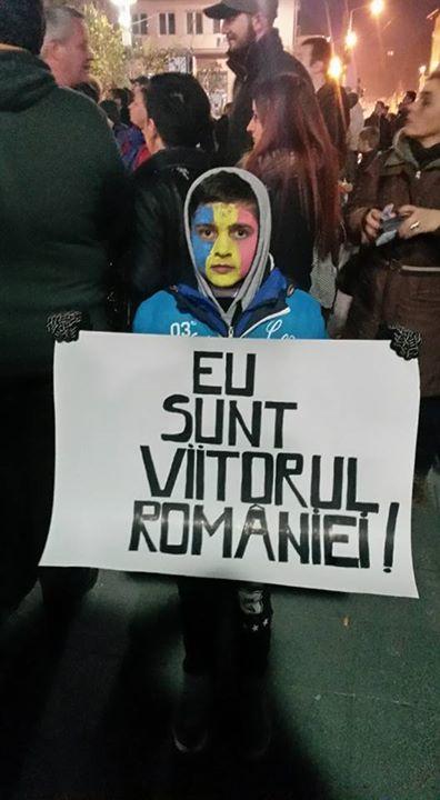 Eu sunt viitorul Romaniei