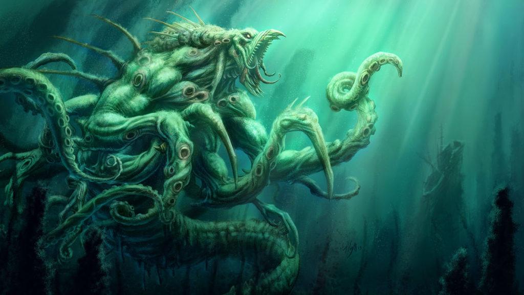 Kraken - leviathan